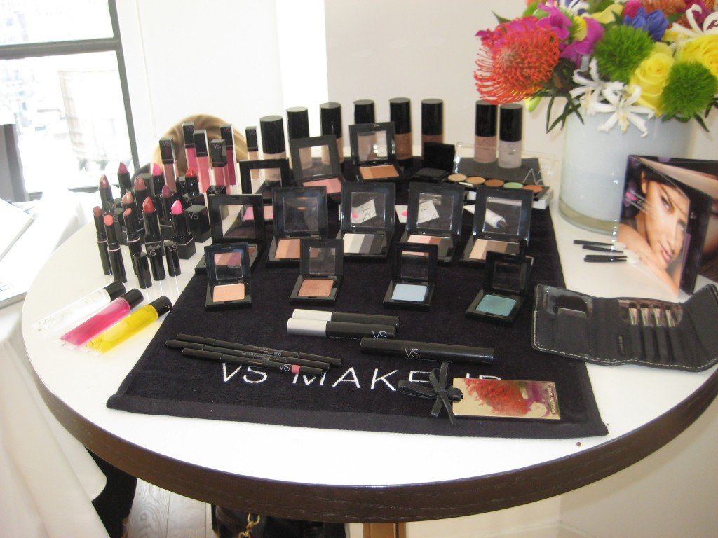 New VS MAKEUP Collection launched August 2009