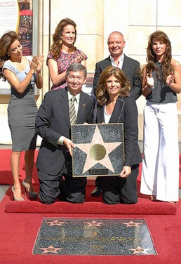 loreal walk of fame