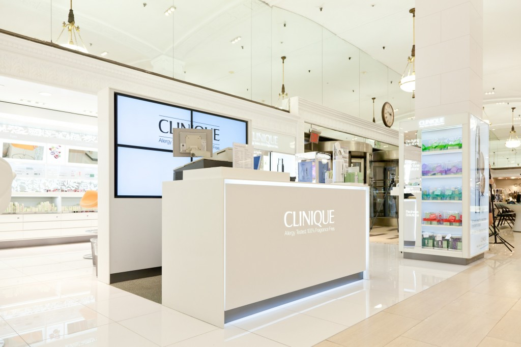 The NEW as you like it Clinique Counter at Lord & Taylor Fifth Avenue - Pretty Connected