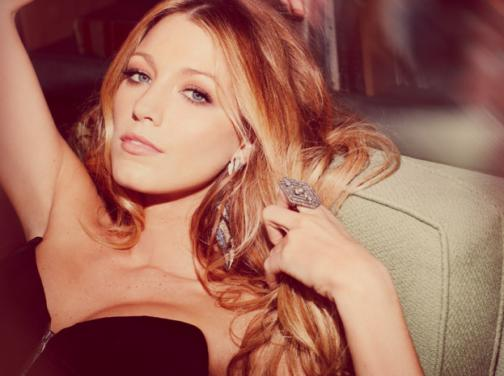 blake lively chanel ambassador. Blake Lively the New Face of