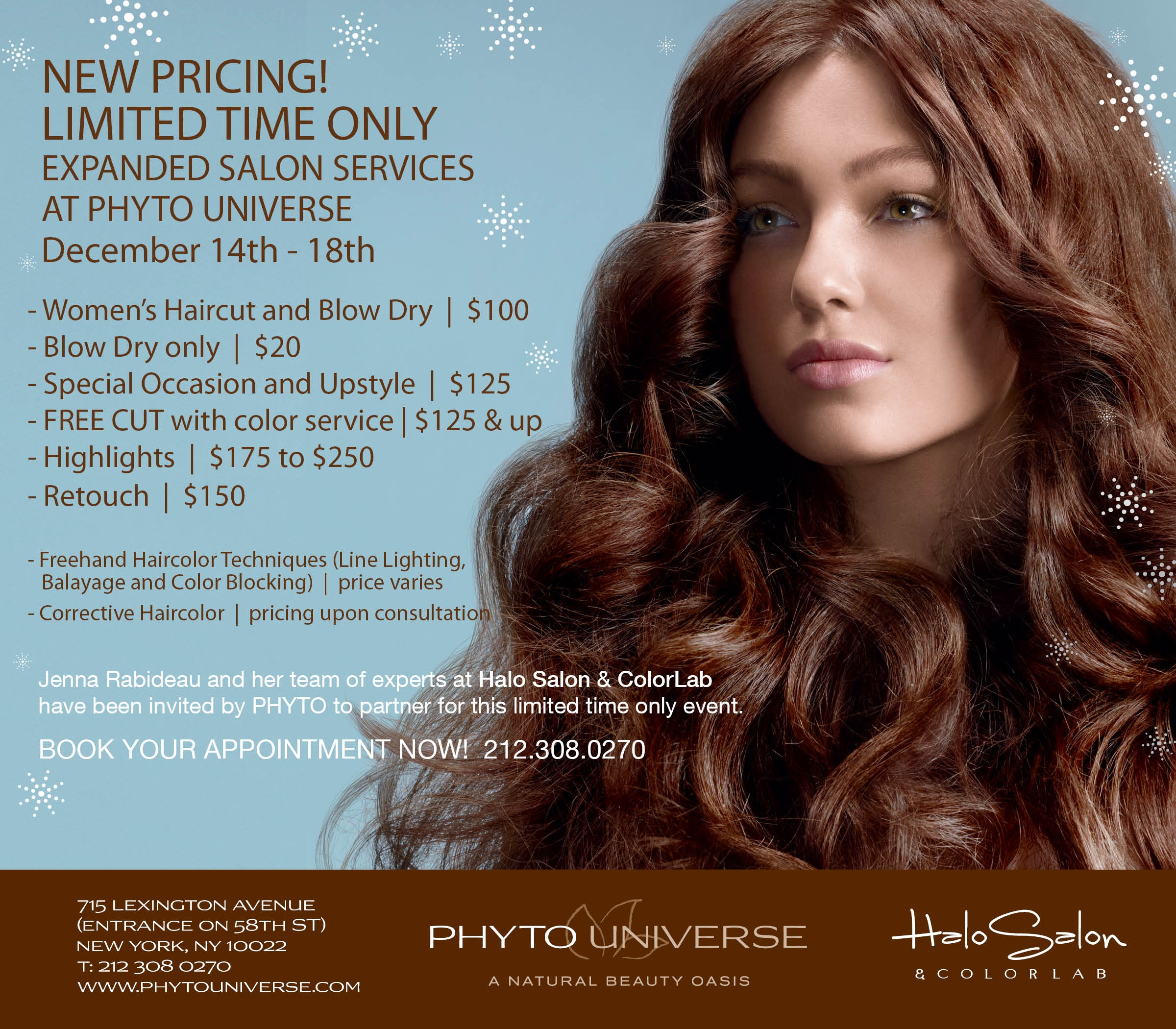 Phyto Hair Specials 1214 1218 Pretty Connected