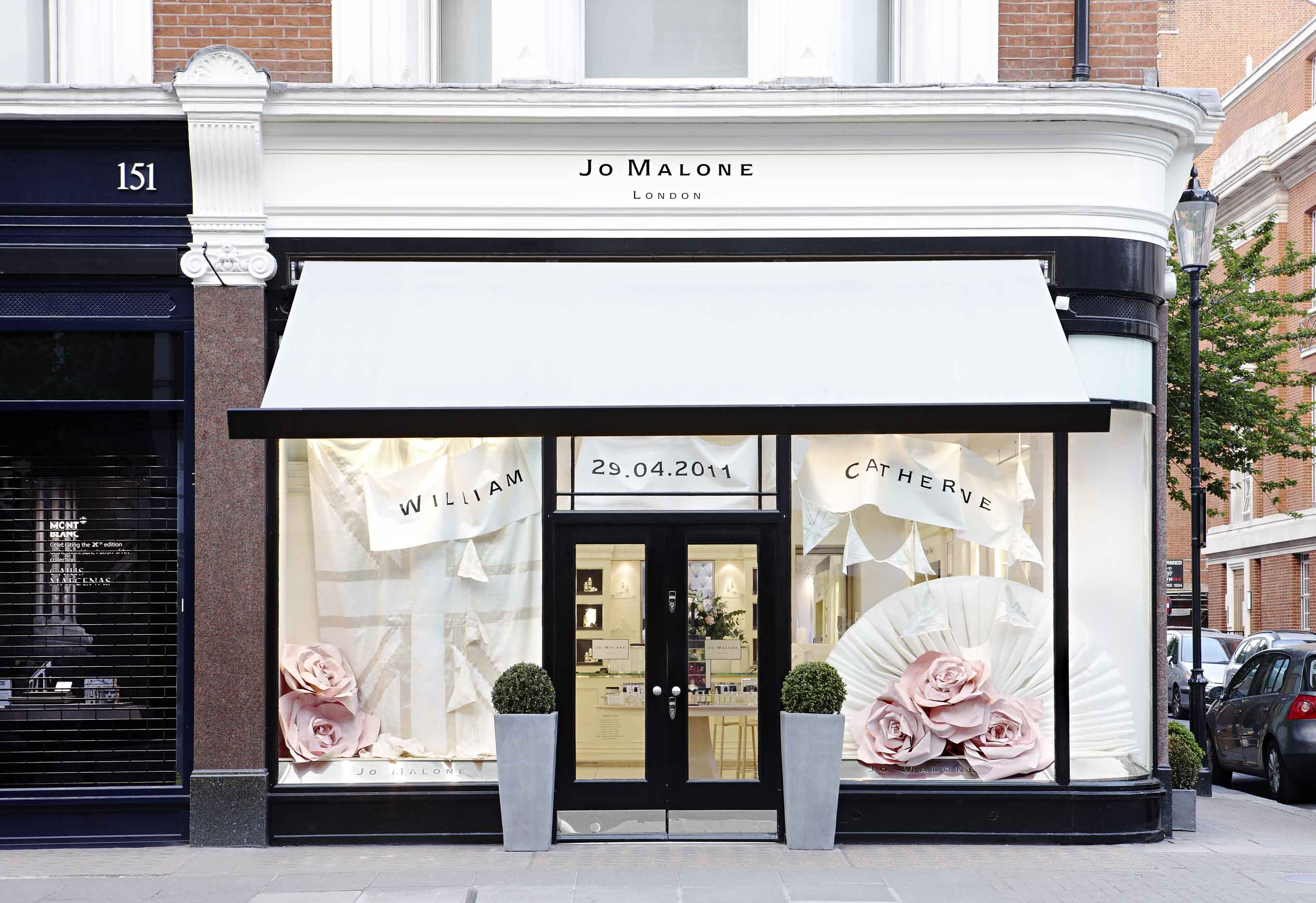 Jo Malone Celebrates The Royal Wedding Pretty Connected