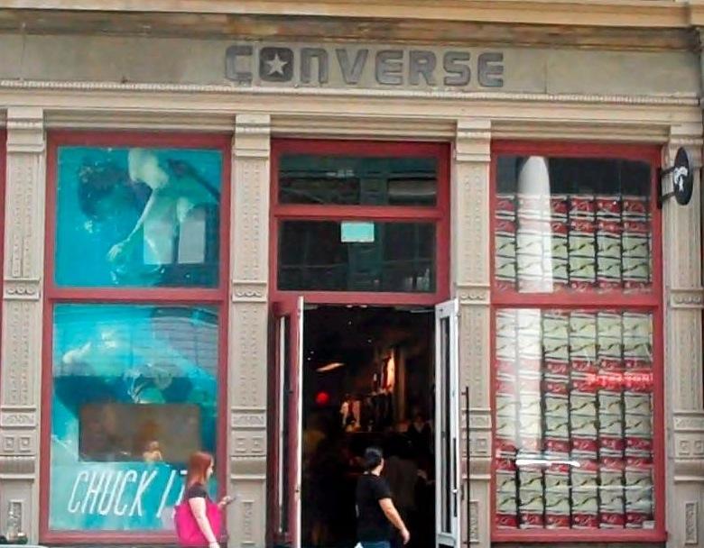 Nyc Converse Converse Store Nyc