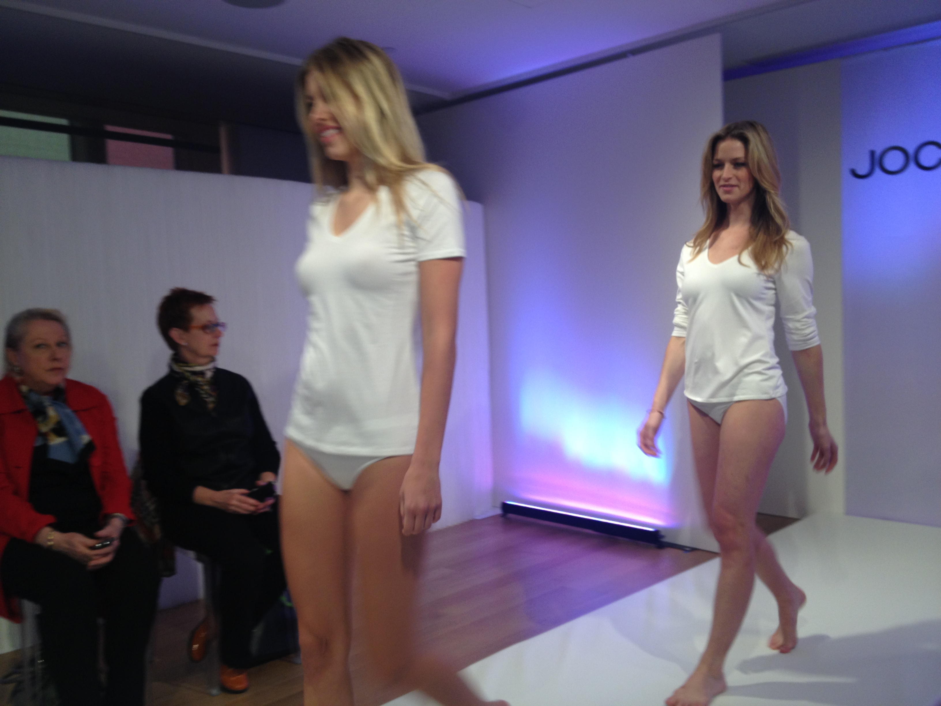 """The """"No Panty Line Promise"""" collection made with superfine Madel ..."""