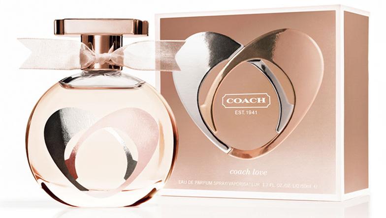 COACH Love fragrance