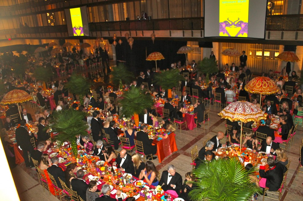 The School of American Ballet Winter Ball