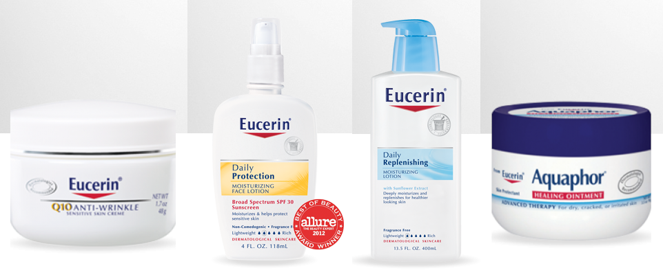 Eucerin giveaway