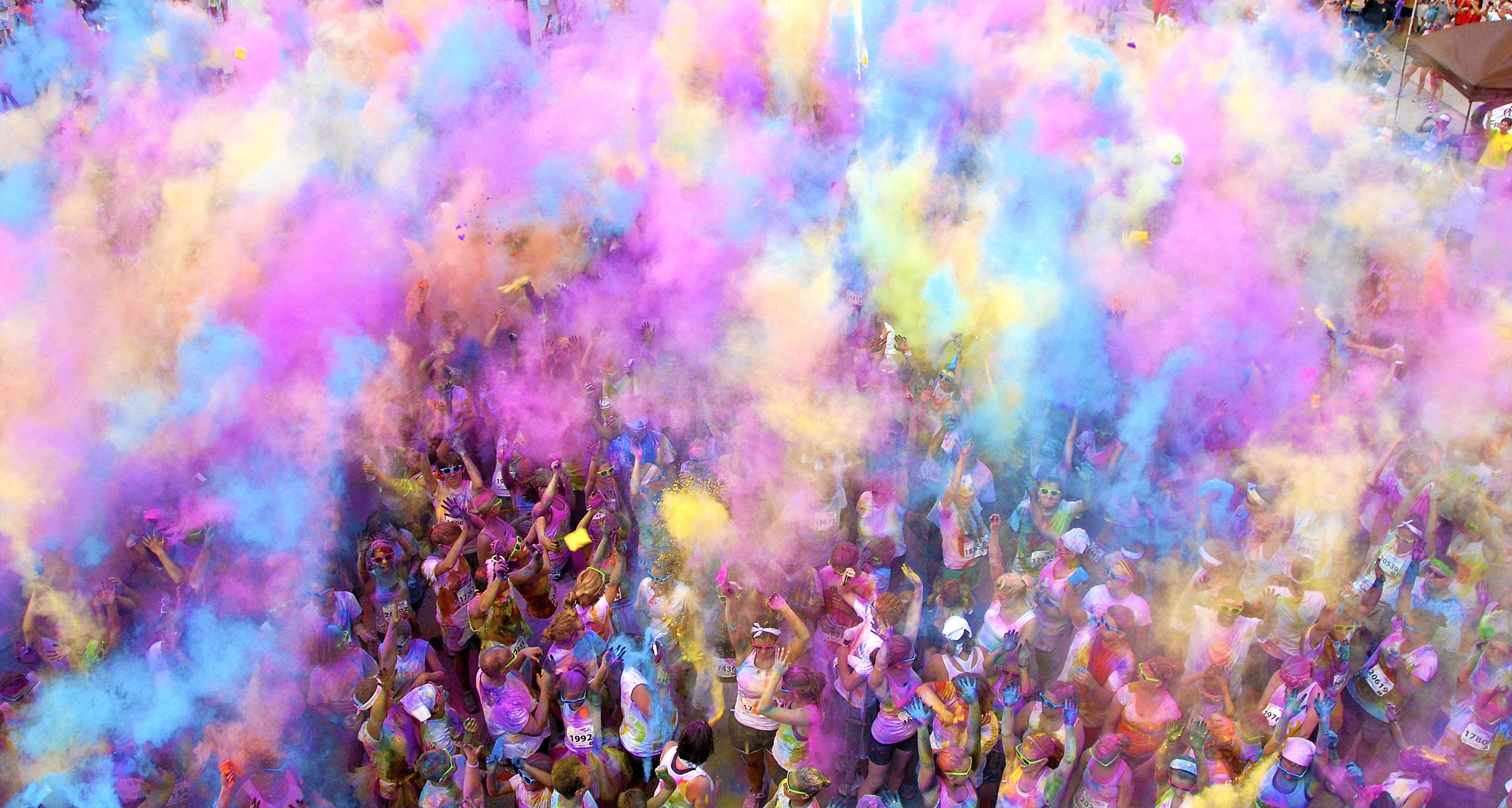 Color Me Rad Archives Pretty Connected