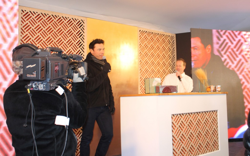 Celebrity Chef Rocco DiSpirito, Triscuit